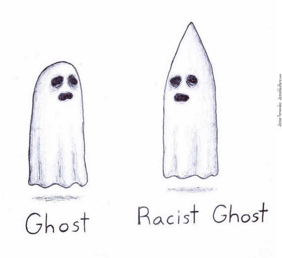 racist-ghost